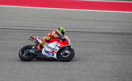 MotoGP rider Andrea Iannone Austin Texas 2015 Stock Photo