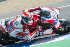 MotoGP Spain, in Jerez Royalty Free Stock Photography