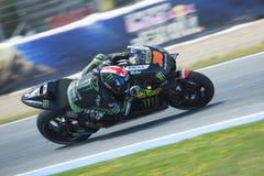 MotoGP Spain, in Jerez Stock Photos