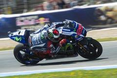 MotoGP Spain, in Jerez Royalty Free Stock Photography