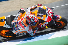 MotoGP Spain, in Jerez Royalty Free Stock Images