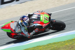 MotoGP Spain, in Jerez Royalty Free Stock Photos