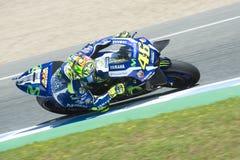 MotoGP Spain, in Jerez Stock Image
