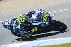 MotoGP Spain, in Jerez Stock Images