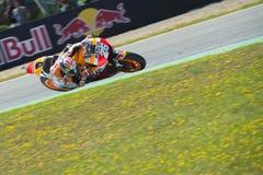 MotoGP Spanje, in Jerez Royalty-vrije Stock Fotografie