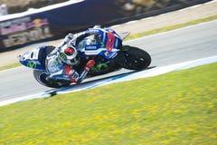 MotoGP Spanje, in Jerez Stock Foto