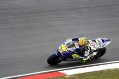 Motogp - Valentino Rossi Stock Photo