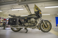 Motoguzzi v 1000个g5, 1979 mod。意大利 库存照片