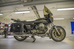 Motoguzzi v 1000 g5, mod. van 1979. Italië Stock Foto's