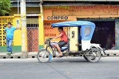 MotoKar Iquitos Perú Foto de archivo