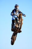 Motokruis Stock Afbeelding