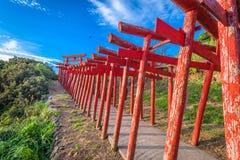 Motonosumi Shrine, Japan Royalty Free Stock Photo