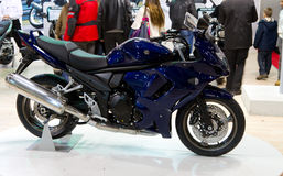 Motoplus Eurasia Moto Bike Expo Royalty Free Stock Images