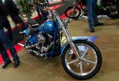 Motoplus Eurasia Moto Bike Expo Stock Photo