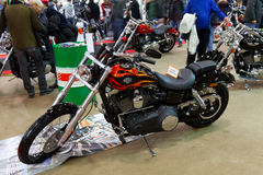 Motoplus Eurasia Moto Bike Expo Royalty Free Stock Photos