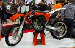 Motoplus Eurasia Moto Bike Expo Stock Photography