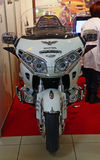motoplus moto της Ευρασίας EXPO ποδηλά&tau Στοκ Φωτογραφίες