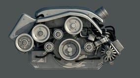 Motor Imágenes de archivo libres de regalías