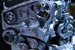 Motor Lizenzfreie Stockfotografie