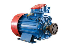 Motor Stock Image