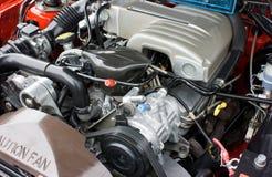 Motor 1993 de V8 do mustang 5.0 de Ford Foto de Stock