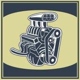 Motor Fotografering för Bildbyråer