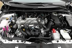 Motor Fotografia de Stock Royalty Free