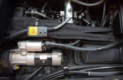 Motor royalty-vrije stock foto