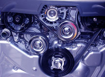 Motor Royalty-vrije Stock Afbeelding