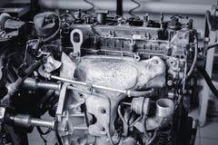 Motor 11 Arkivfoto