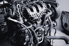 Motor 13 Royaltyfria Foton