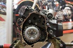 Motor Royalty-vrije Stock Foto's