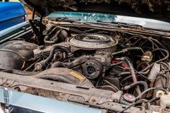 Motor americano Imagens de Stock