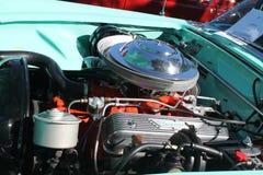 Motor americano clássico Foto de Stock Royalty Free