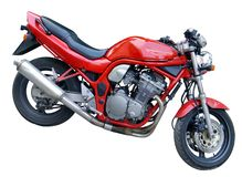 Motor bike Stock Images