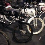 Motor Bike Expo 2015 Stock Photography