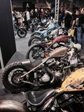 Motor Bike Expo 2015 Stock Photography