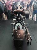 Motor Bike Expo 2015 Royalty Free Stock Photos