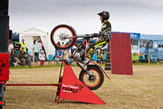 Motor bike show Royalty Free Stock Images