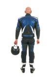 Motor biker Stock Photography