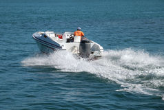 Free Motor Boat Stock Images - 14894074