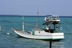 Motor boat Royalty Free Stock Photos
