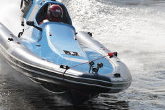 Scooter (Motor boat race) Stock Image
