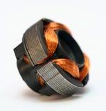 Motor Coil Stock Photo