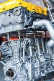 Motor a combustão interna automotivo imagem de stock royalty free