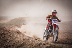 Motor Cross Stock Photography
