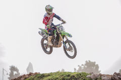 Motor Cross Royalty Free Stock Images