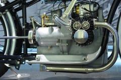 Motor da bicicleta Imagens de Stock Royalty Free