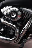 Motor da bicicleta Imagens de Stock