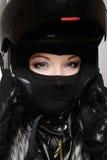 Motor-Dame lizenzfreies stockfoto
